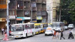 Івано-Франківськ. Час, місто, люди. Таймлепс