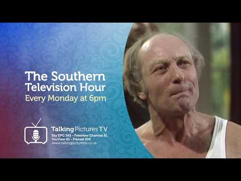 Southern Television Hour at 6pm Every Monday on Talking Pictures TV