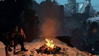 Rise of the Tomb Raider: Path of the Deathless Document