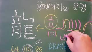 용띠 여자의 운명..골목대장 (64.76.88년생)
