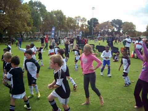 Joburg Under 7 Soccer Tournament - Jeppe Sports Club 2013
