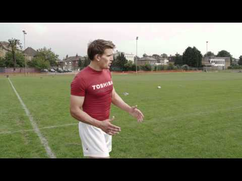 Toby Flood's Rugby World Cup Top Kicking Tips
