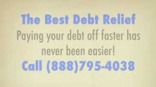 Credit Card Debt Settlement (888) 795-4038