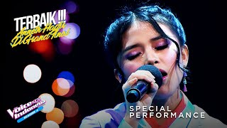 Download Anneth - Mungkin Hari Ini Esok Atau Nanti | Grand Final | The Voice Kids Indonesia Season 4 GTV 2021