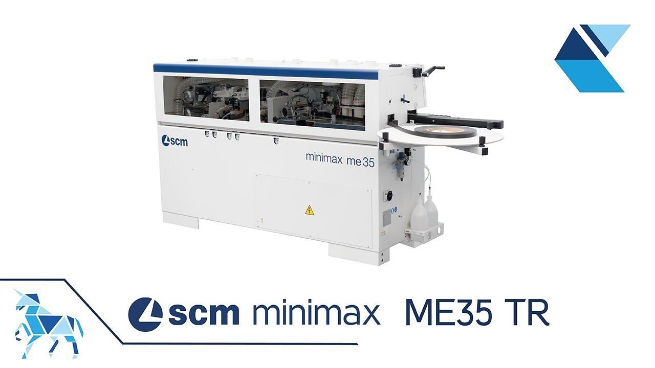 SCM Minimax ME35TR