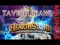 [Hearthstone] Tavern Brawl Madness 1 : Throw them bananas! (Week 2)