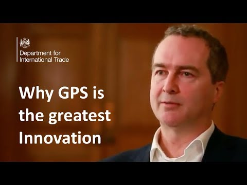 Why GPS is the greatest innovation