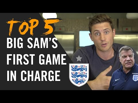 Should Wayne Rooney captain England? | Hart to start? | 90MiN Top 5 |