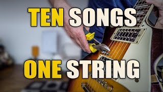 Ten Songs   One String