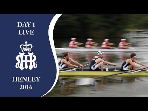 Day 1 - Full Replay | Henley Royal Regatta 2016