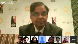 India Today Conclave 2014: Hangout with Arvind Panagariya - THE MIND OF THE VOTER