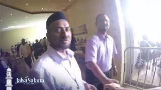 Jalsa Handshake Mauritius 2016