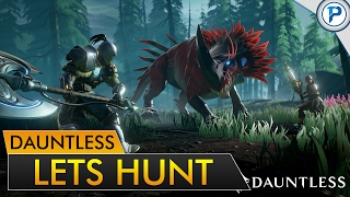 Dauntless: Master The Hunt (Free To Play Monster Hunter for Pc)