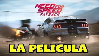 Need for speed pelicula castellano