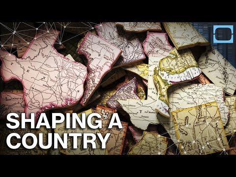 How Slavery, Trains, And Revolution Shaped USA's States