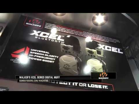 **NEW** Walker's XCEL Digital Muffs