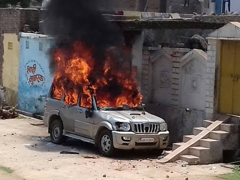 Curfew imposed after communal tension turns violent in Banswara