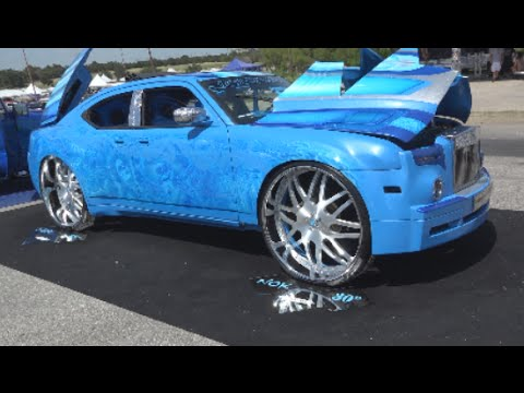 THE MOST TRICKED OUT CARS OF HEATWAVE YouTube - Pimped out cars