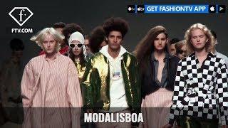 Modalisboa - Lisboa Fashion Week Spring/Summer 2018 pt 3 | FashionTV