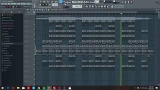 Juice WRLD - Bandit (feat. NBA Youngboy) Instrumental Remake (FLP)