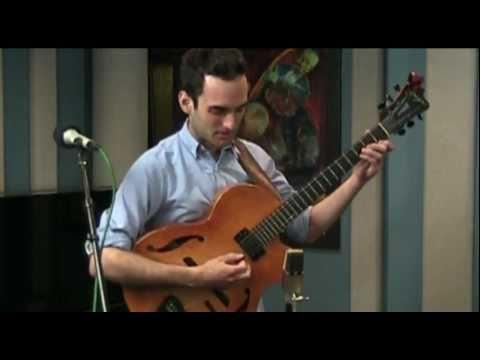 """Julian Lage - """"Li'l Darling"""" Live at KPLU"""