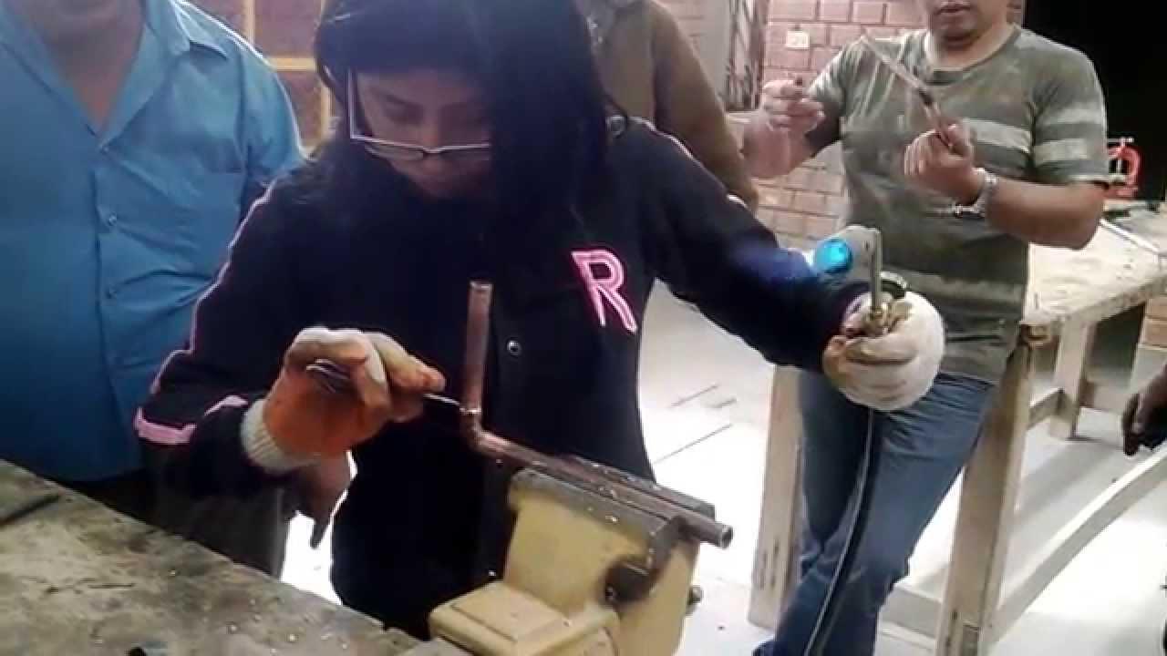 Como soldar tuberia de cobre para instalaciones de gas for Como soldar cobre