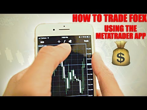 how-to-trade-forex-using-metatrader-4.-make-money-from-your-phone!-mt4-walkthrough.