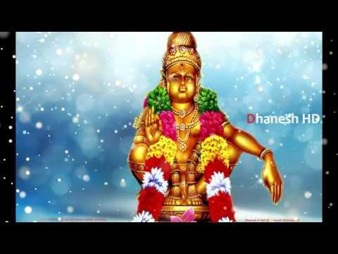 Aranu ayyappan ponne ll mg sreekumar