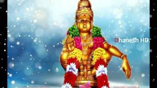 Aranu ayyappan ponne ll mg sreekumar 🎶🎶DhaneshHD🎶🎶