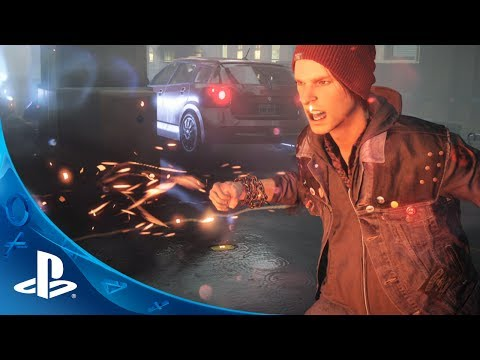 inFAMOUS Second Son PS4 Q&A: Great Power, Great Responsibility