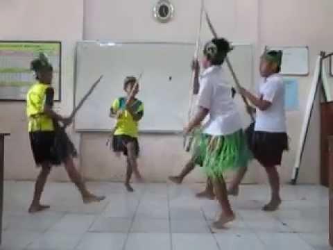 Gerak dan lagu yamko rambe