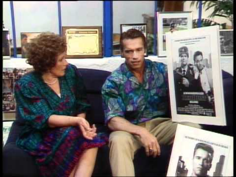 Superstars & Their Moms 1987 Arnold Schwarzenegger