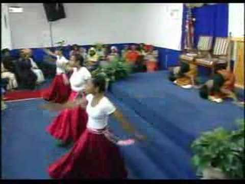 "Dunamis Praise Dancers - ""African Day"""