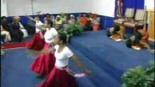 "Dunamis Praise Dancers - ""African Day"""