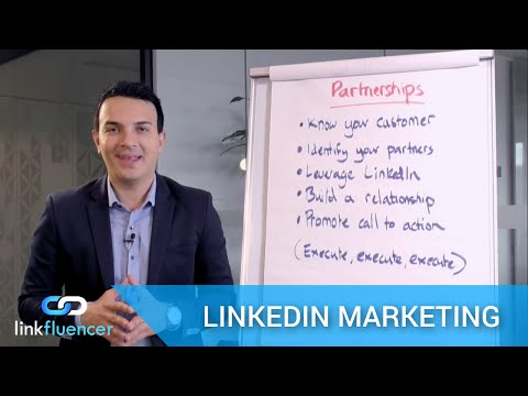 LinkedIn Marketing: Generate Thousands Of Leads Through Joint Venture Partnerships