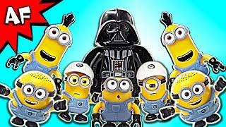 Lego Minions & Darth Vader, the New Boss?