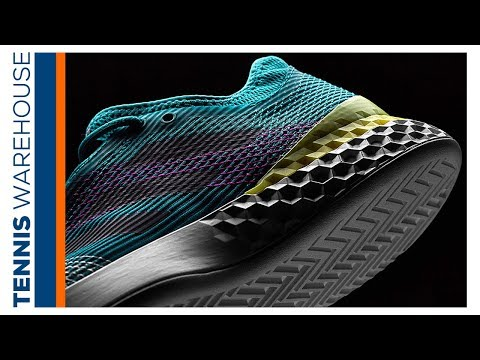 Lucas Pouille talks about the NEW adidas Ubersonic 3 Tennis Shoe