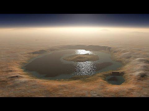 NASA Find Liquid Water on Mars!