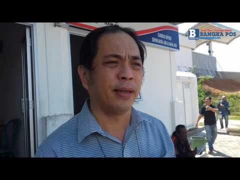 Lima Ton  Cargo Bantuan Banjir Diangkut Sriwijaya Air