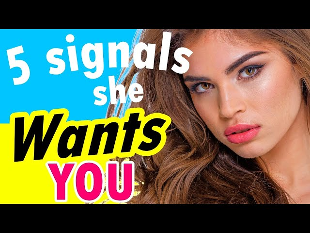 5 Choosing Signals You Missed That a Girl LIKES You