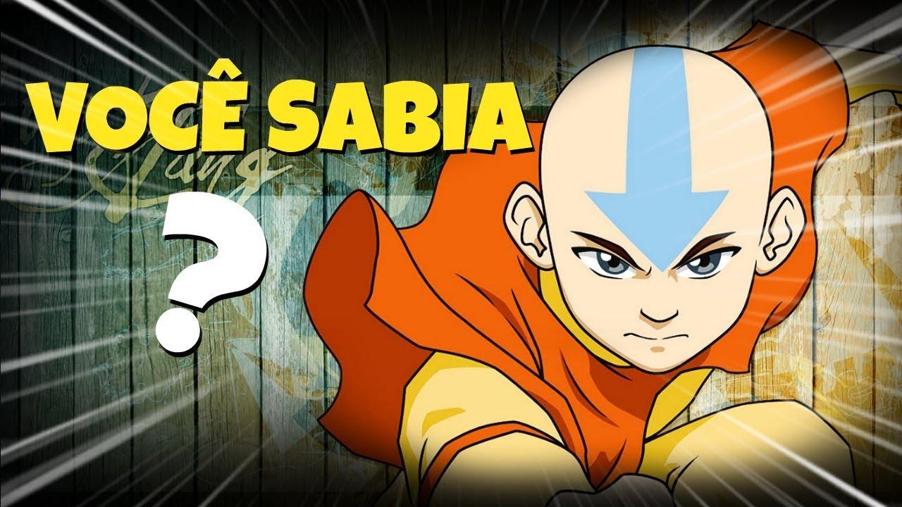 Voce Sabe Tudo Sobre Avatar Video Especial Avatar A Lenda De