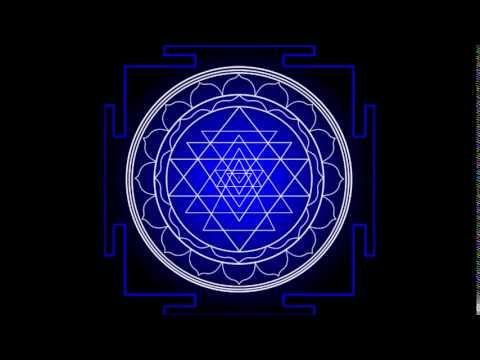 Shri Yantra Mantra - 1 Hour - YouTube