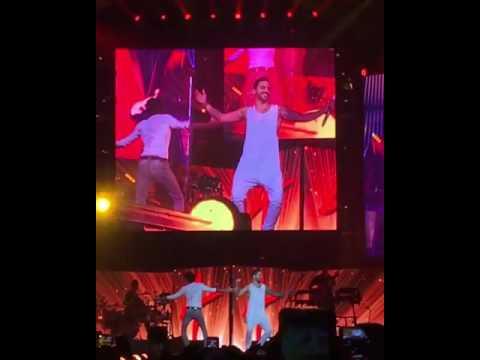 Marc Anthony y Maluma // Felices los 4 // Arena Monterrey Mayo 2017