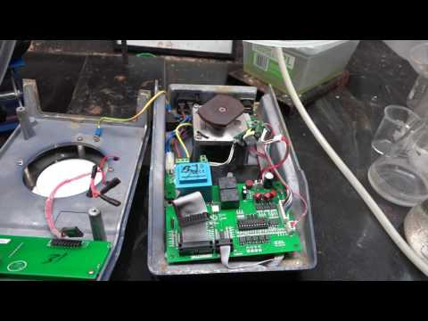 Laboratory Plate Stirrer Repair Triac Replacement
