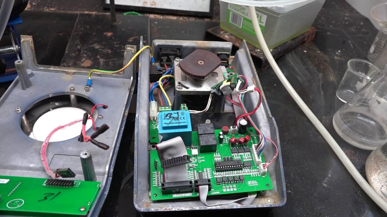Laboratory Hot Plate Stirrer Repair Triac Replacement Youtube Motorcontrol Circuit Diagram Tradeoficcom