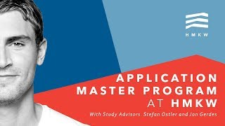 Application for our master program | HMKW Campus TV