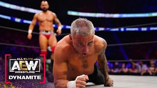 'The Chairman' Shawn Spears Unmasks Darby Allin + FTR Attacks Sting | AEW Dynamite, 9/15/21