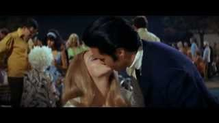 Elvis Presley and Celeste Yarnall in Norman Taurog's