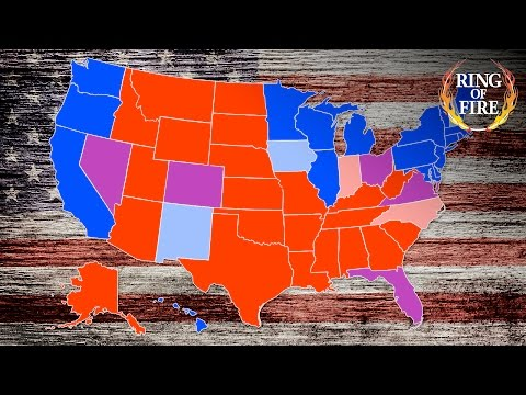 Why Are Blue States Turning Red?