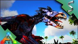 ZOMBIE LIGHTNING WYVERN EVOLUTION! MEGA MANTICORE FIGHT! | Modded ARK [DINO OVERHAUL X E24]